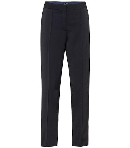 Pantalon droit Laure - A.P.C. - Modalova