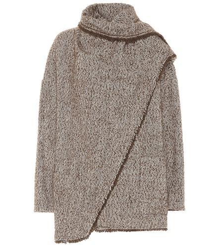 Manteau Babel en tweed - Isabel Marant, Étoile - Modalova