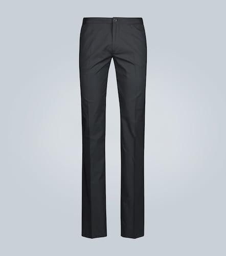 Pantalon slim en coton stretch - Incotex - Modalova