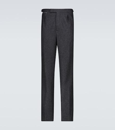 Pantalon ample en laine - Raf Simons - Modalova