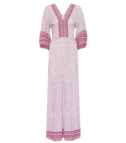 Robe longue Mya imprimée - Poupette St Barth - Modalova