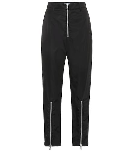 Pantalon slim à taille haute - Prada - Modalova