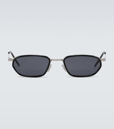 Lunettes de solei DiorShock en métal - Dior Eyewear - Modalova