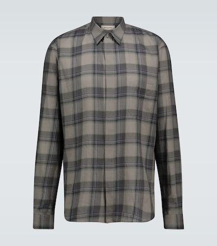 Chemise à carreaux Raffaella en coton - Rochas - Modalova
