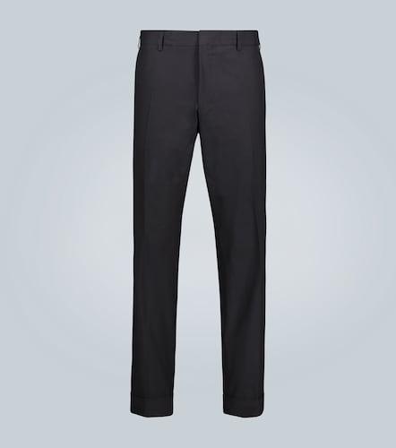Pantalon fuselé en coton - Dries Van Noten - Modalova