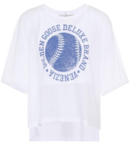 T-shirt en coton Belina - Golden Goose - Modalova