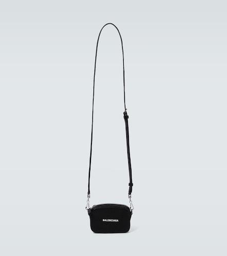 Petit sac à bandoulière Cash en cuir - Balenciaga - Modalova