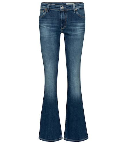 Jean évasé à taille haute - AG Jeans - Modalova