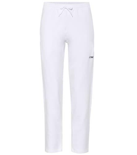 Pantalon de survêtement en coton stretch - Vetements - Modalova