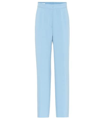 Pantalon ample en crêpe - Dries Van Noten - Modalova