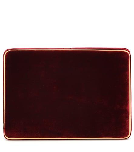 Pochette The Square Compact en velours - Hunting Season - Modalova