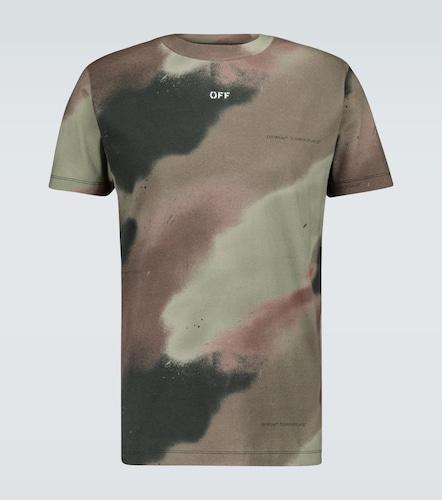 T-shirt Camouflage Stencil - Off-White - Modalova