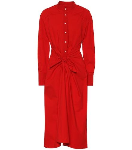 Robe chemise en coton mélangé - Proenza Schouler - Modalova