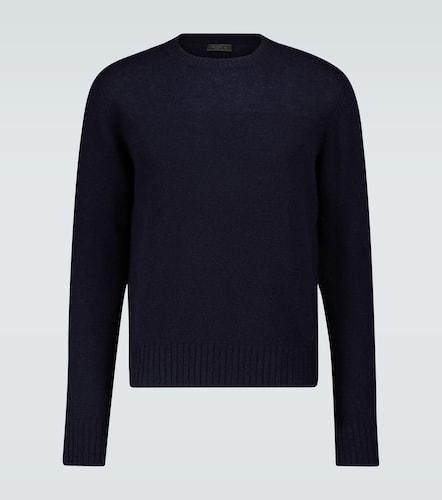 Pull en laine shetland - Prada - Modalova