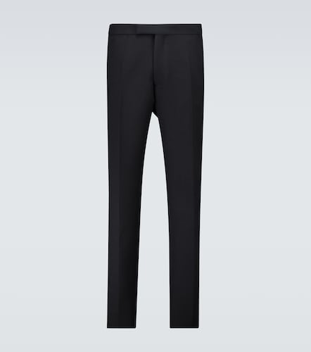 Pantalon slim en laine - Raf Simons - Modalova