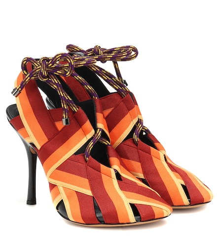 Sandales à brides - Dries Van Noten - Modalova