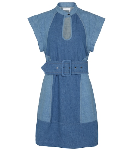 Robe en jean - Chloé - Modalova