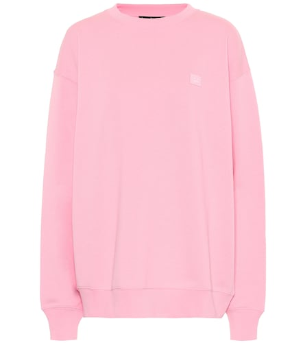 Sweat-shirt Forba Face en coton - Acne Studios - Modalova