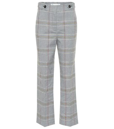 Pantalon ample Isley en coton mélangé - Veronica Beard - Modalova