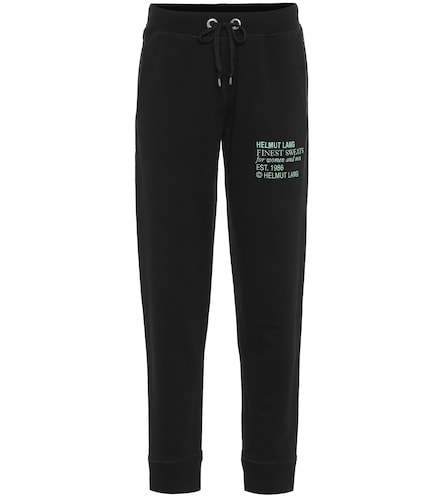 Pantalon de survêtement en coton - Helmut Lang - Modalova