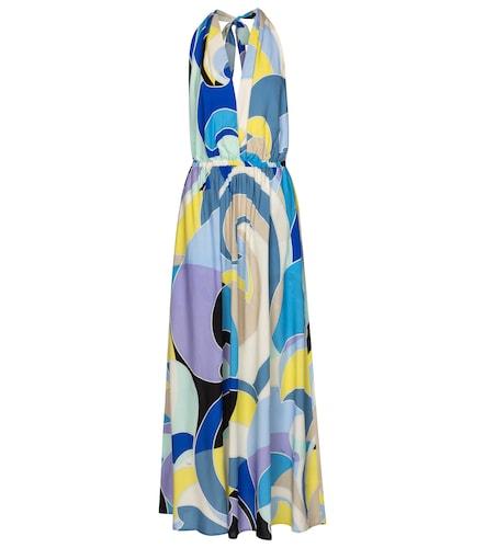 Robe longue imprimée - Emilio Pucci Beach - Modalova