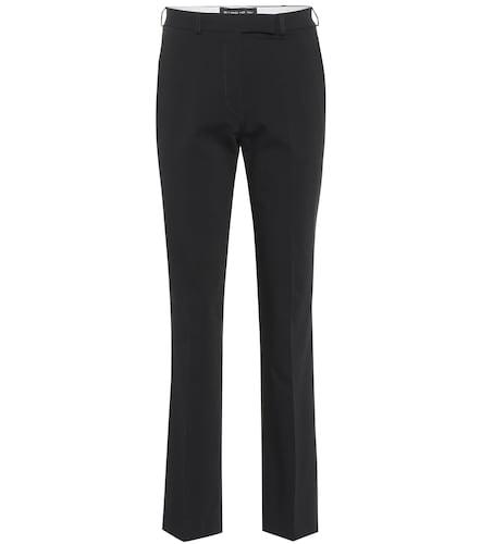 Pantalon à taille mi-haute en coton mélangé - Etro - Modalova