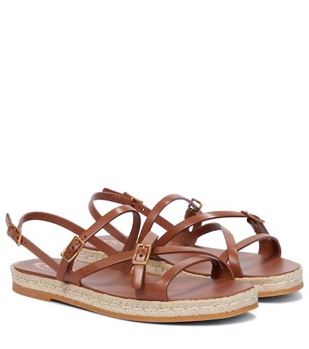 Sandales en cuir - Tod's - Modalova