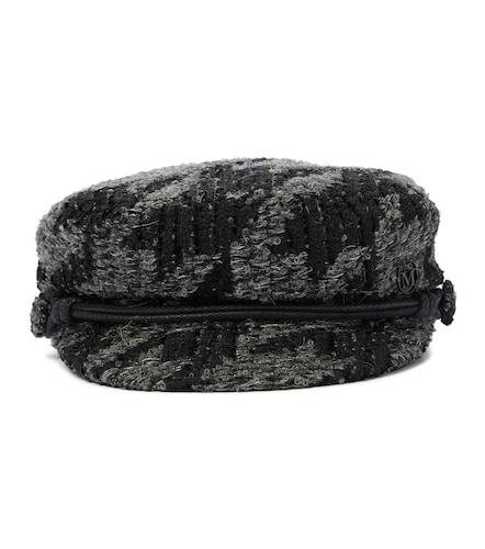 Chapeau New Abby en tweed - Maison Michel - Modalova