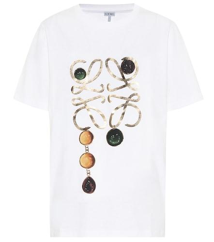T-shirt Anagram en coton - Loewe - Modalova