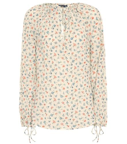 Blouse imprimée en coton - Polo Ralph Lauren - Modalova