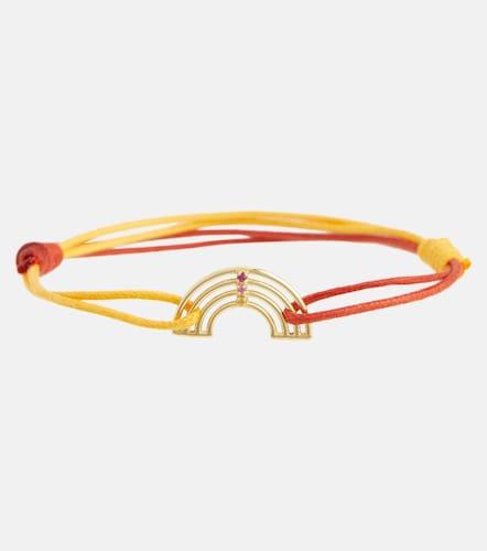 Bracelet Arcoiris Cord en or 9ct - Aliita - Modalova