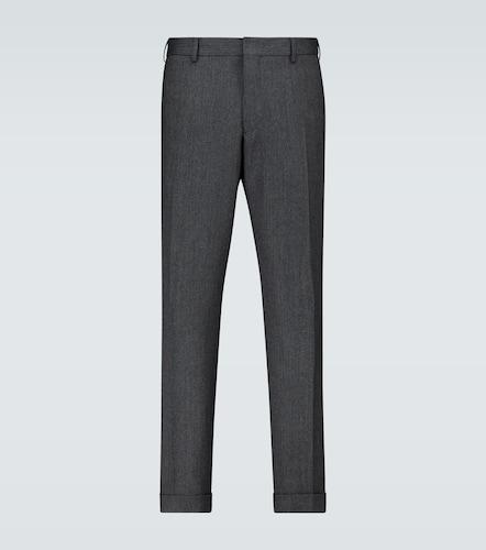Pantalon en laine - Dries Van Noten - Modalova