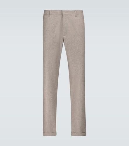 Pantalon en laine - CARUSO - Modalova