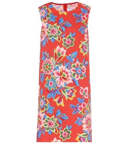 Robe imprimée en coton - Carolina Herrera - Modalova
