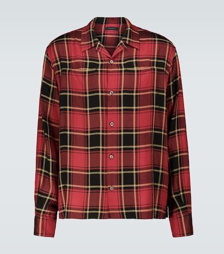 Chemise à carreaux - UNDERCOVER - Modalova