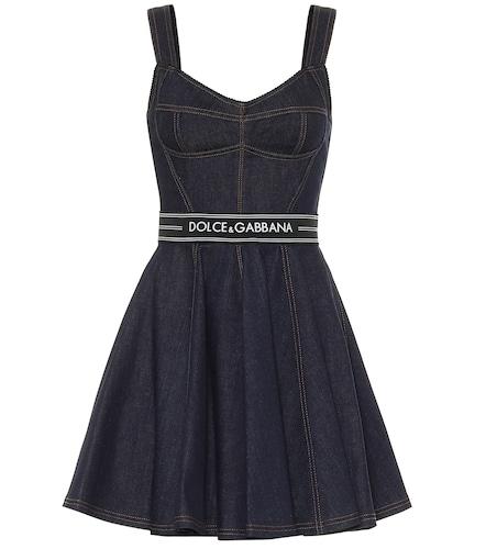Robe en jean - Dolce & Gabbana - Modalova