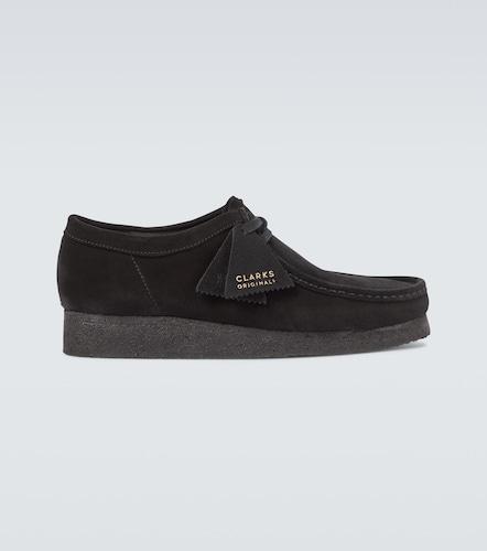 Chaussures Wallabee en suède - Clarks Originals - Modalova