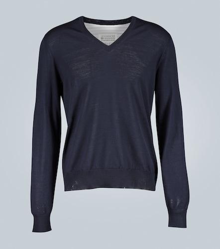 Pull chemise spliced - Maison Margiela - Modalova