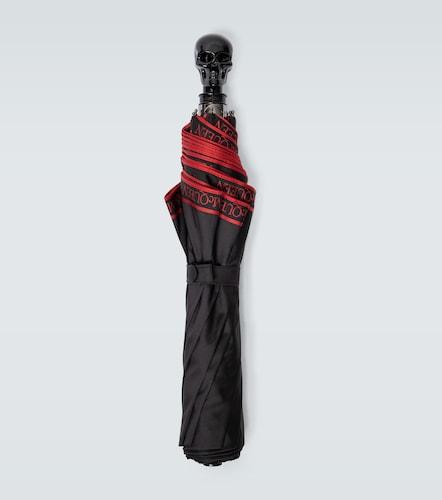 Parapluie à logo - Alexander McQueen - Modalova