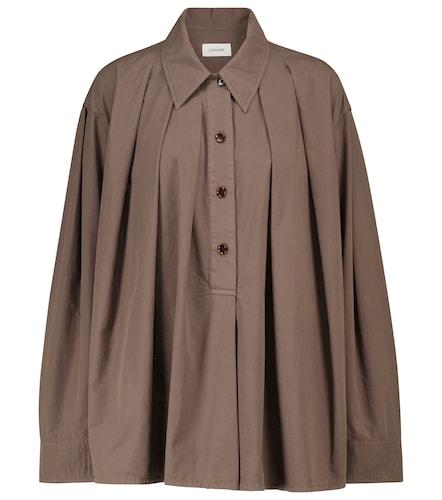 Chemise en coton plissée - Lemaire - Modalova