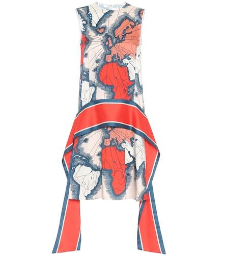 Robe imprimée - Victoria Victoria Beckham - Modalova