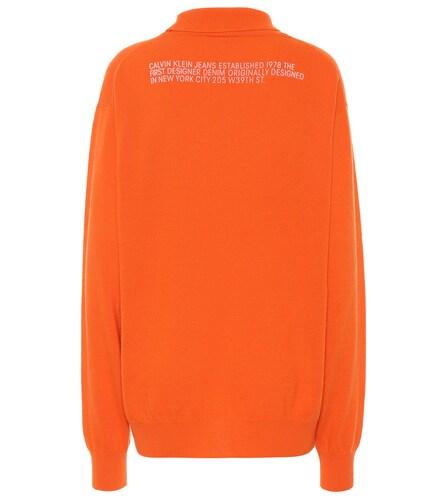 Pull en laine et cachemire - Calvin Klein Jeans Est. 1978 - Modalova