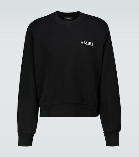 Sweat-shirt en coton - Amiri - Modalova