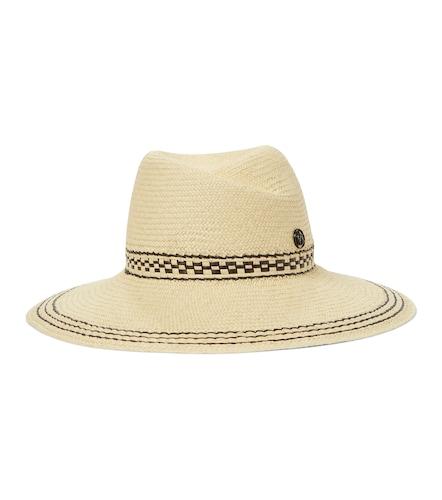 Chapeau de paille - Maison Michel - Modalova