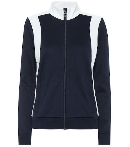 Veste de survêtement en coton mélangé - Tory Sport - Modalova
