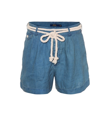 Short en chambray - Polo Ralph Lauren - Modalova