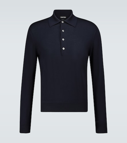 Polo en laine - Tom Ford - Modalova