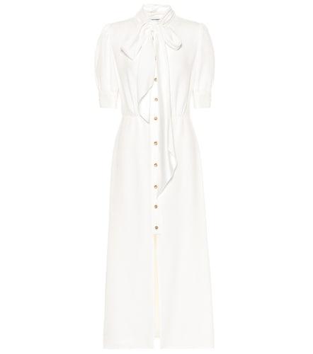 Robe chemise à lavallière - Prada - Modalova