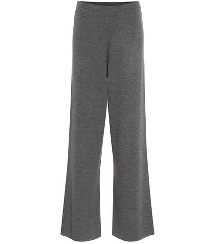Pantalon ample en laine - Jardin des Orangers - Modalova