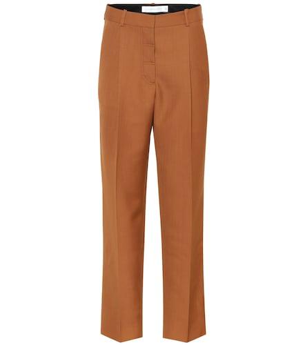 Pantalon en laine - Victoria Beckham - Modalova
